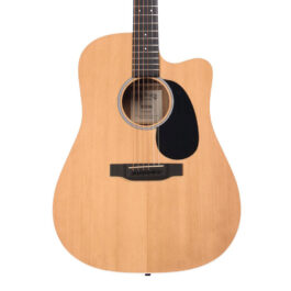 Martin DCRSG Road Series Acoustic-Electric Guitar – Natural