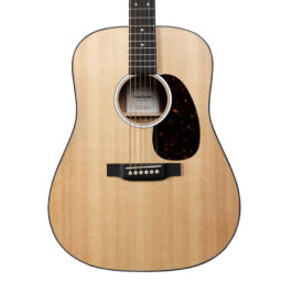 MARTIN D-10E Road Series Acoustic-Electric Guitar – Natural Spruce Top