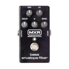 MXR Bass Envelope Filter Effects Pedal