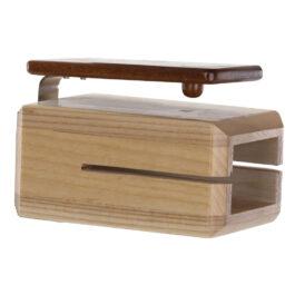 PEARL Pearl PBCW100 Cajon Wood Block with Dual Lock Tape