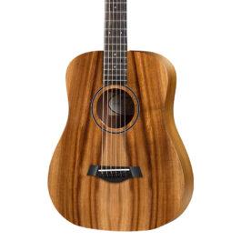 Taylor BTe Baby Taylor Acoustic-Electric Guitar – Koa Top, Natural