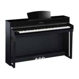 Yamaha CLP-735PE Clavinova Digital Piano – Polished Ebony