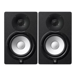 YAMAHA HS7MP 50th Anniversary Limited Edition Matched Monitor Pair – Black