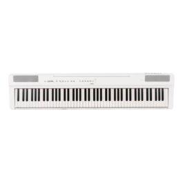 YAMAHA Yamaha P125WH 88 Key Digital Piano – White