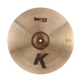 "ZILDJIAN K0702 16"" K Sweet Crash Cymbal"