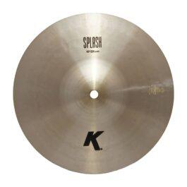 ZILDJIAN K0858 10″ K Splash Cymbal