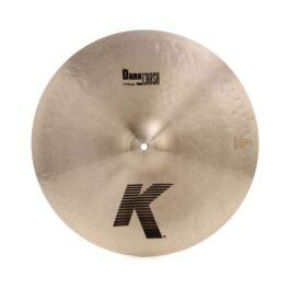 """ZILDJIAN K0903 17"""" K Zildjian Dark Crash Cymbal"""