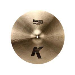 "ZILDJIAN K0913 16"" K Series Dark Medium Thin Crash Cymbal"