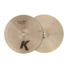 "ZILDJIAN K0943 14"" K Custom Dark Series HiHat Cymbals"