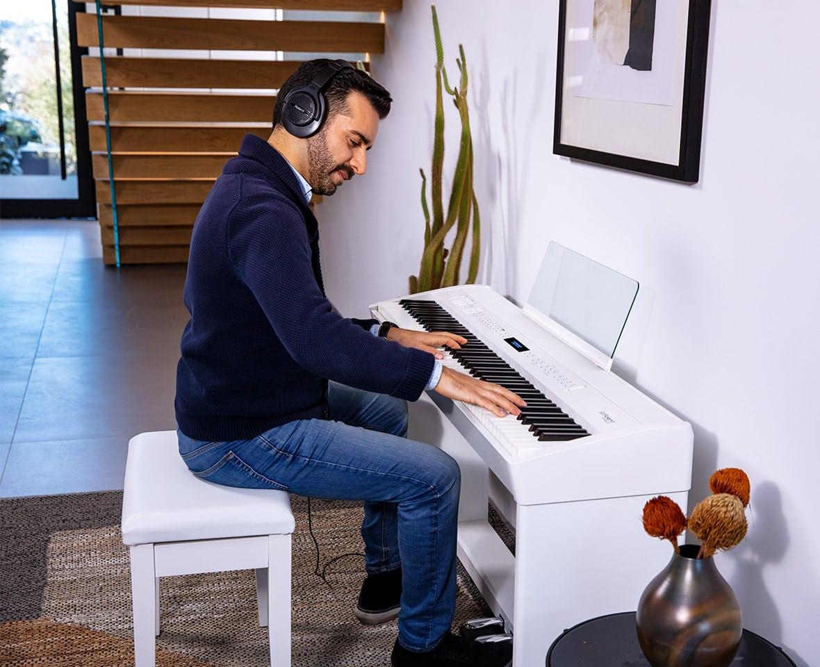 Roland FP-X Pianos – Digital Pianos Re-Imagined