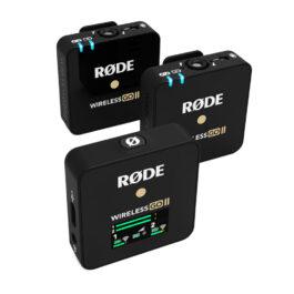 Rode Wireless Go II – Dual-Channel Wireless Microphone System