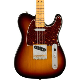 Fender American Professional II Telecaster – 3-Tone Sunburst – Maple Fretboard