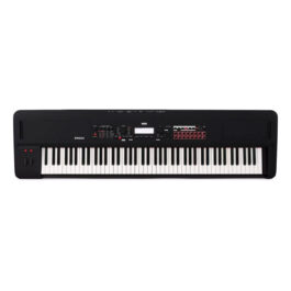 Korg Kross 2 88-Key Synthesizer Workstation – Matte Black