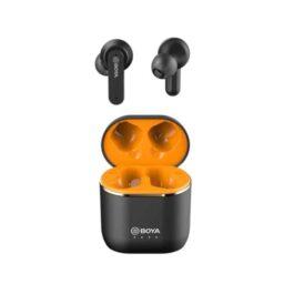 Boya BY-AP4 True Wireless Stereo Earphones – Black