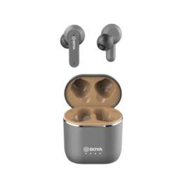 Boya BY-AP4 True Wireless Stereo Earphones – Gray