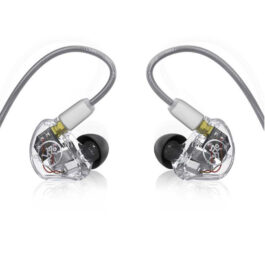 Mackie MP-360 Triple Balanced Armature Professional In-Ear Monitors