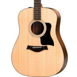 Taylor 110e Acoustic-Electric Guitar – Natural