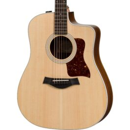 Taylor 210ce Acoustic-Electric Guitar – Rosewood Back and Sides