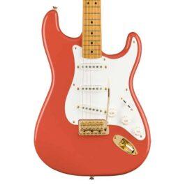 Squier FSR Classic Vibe '50s Stratocaster – Maple Fretboard – Fiesta Red