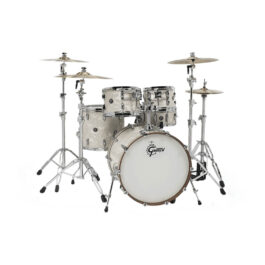 Gretsch RN2-E825 Renown Series 5pc Maple Acoustic Drum Shell Pack – Vintage Pearl