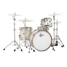 Gretsch RN2R644VP Renown Maple Shell pack 4-Pc with 24″ Kick – Vintage Pearl