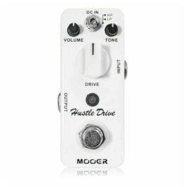 Mooer Audio Hustle Drive Distortion Pedal