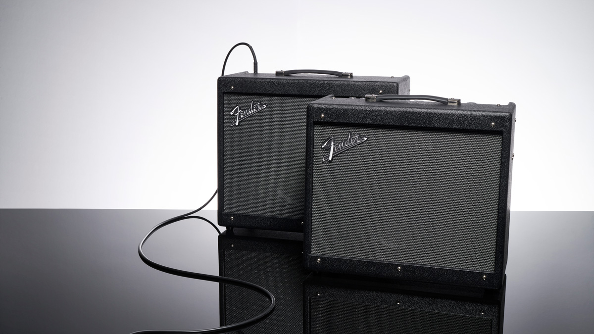 Fender Mustang GTX Amplifiers: Modern Tech – Vintage Feel