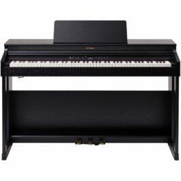 Roland RP701 Digital Piano – Contemporary Black Finish