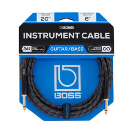 Boss BIC-20 6m Instrument cable