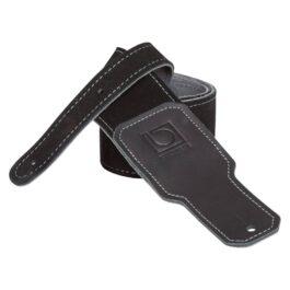 Boss BSS-25 – 2.5″ Premium Suede Guitar Strap – Black