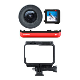 Insta360 ONE R – 1-Inch Action Camera