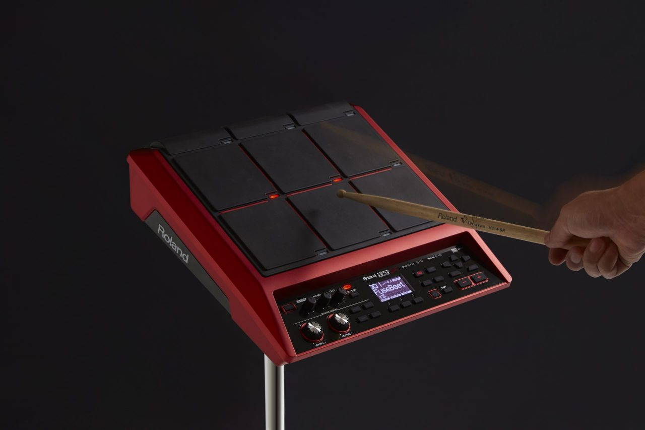 SPD Percussion & Sampling Pads with Roland