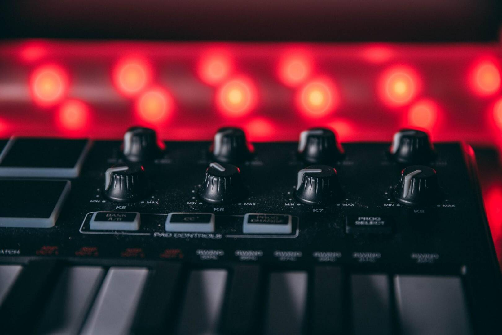 The MIDI Keyboard Controller for You