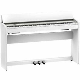 Roland F701 Digital Piano – White