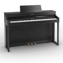 Roland HP702-CH Digital Piano – Charcoal Black