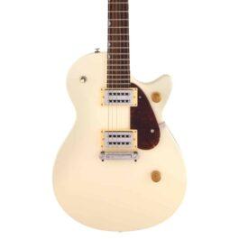 Gretsch G2210 Streamliner Junior Jet Club Electric Guitar – Vintage White