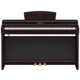 Yamaha CLP-725R Clavinova Digital Piano with Bench – Rosewood