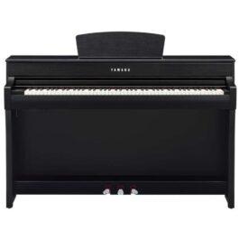 Yamaha CLP-735B Clavinova Digital Piano with Bench – Black