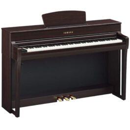 Yamaha CLP-735R Clavinova Digital Piano with Bench – Rosewood