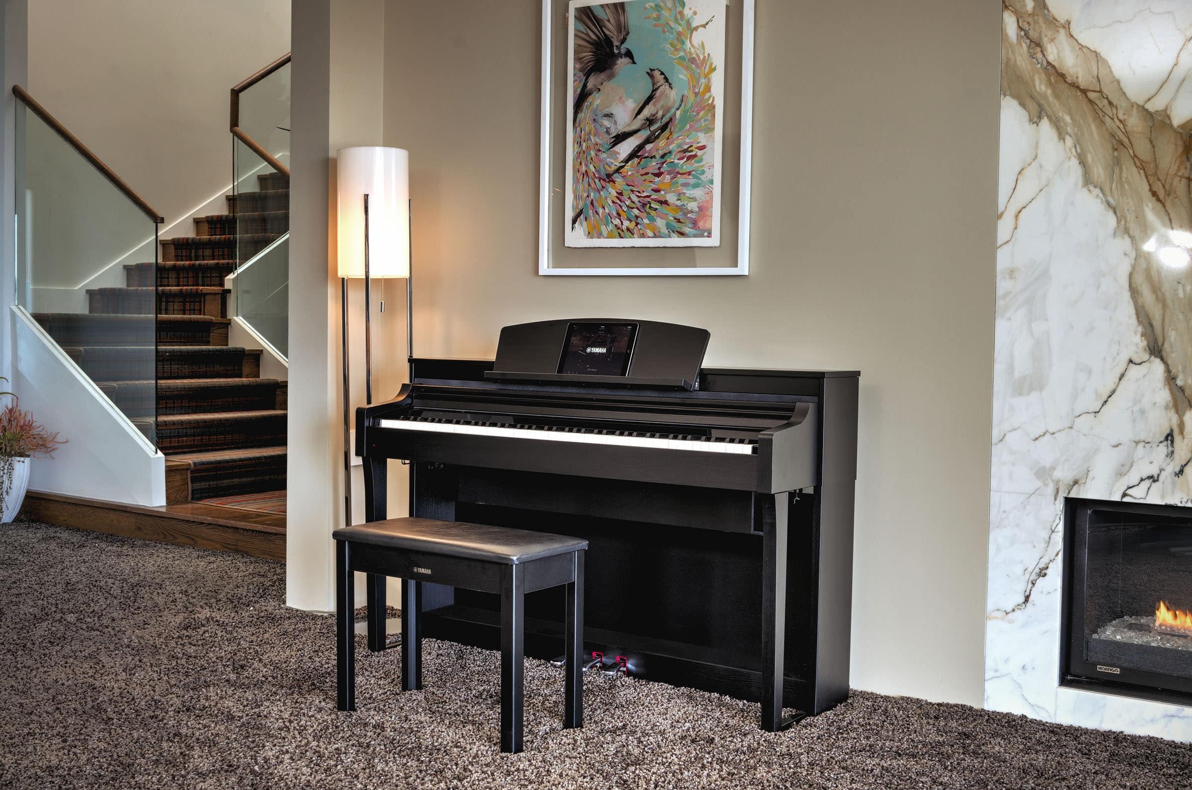 The Essence of Piano Playing – Yamaha Clavinova