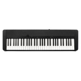 Casio CT-S1 61-key Portable Keyboard – Black