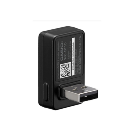 Casio WU-BT10 Wireless Bluetooth MIDI and Audio Adapter for CT Series