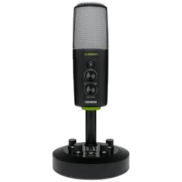 Mackie EleMent Series Chromium USB Condenser Microphone