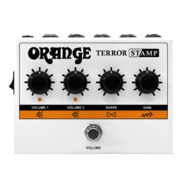 Orange Terror Stamp 20-watt Valve Hybrid Guitar Amp Pedal
