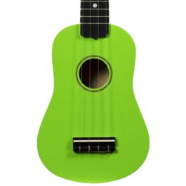 De Salvo Soprano Ukulele – Green