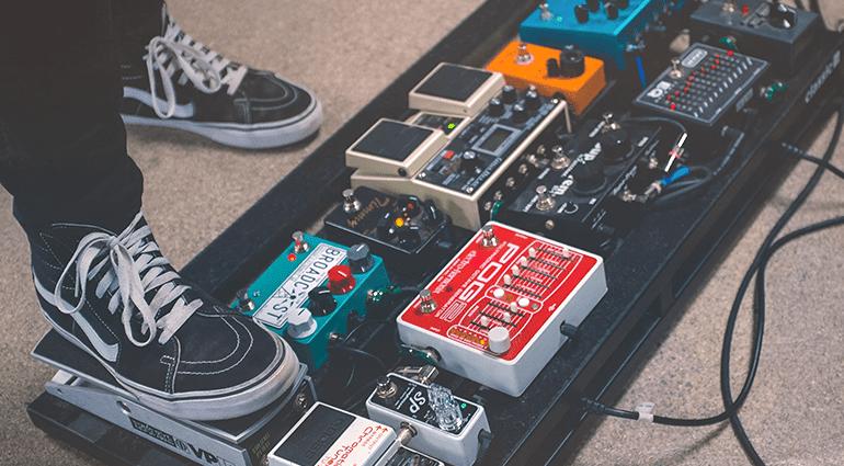 Guitar Pedal Board Signal Chains 101
