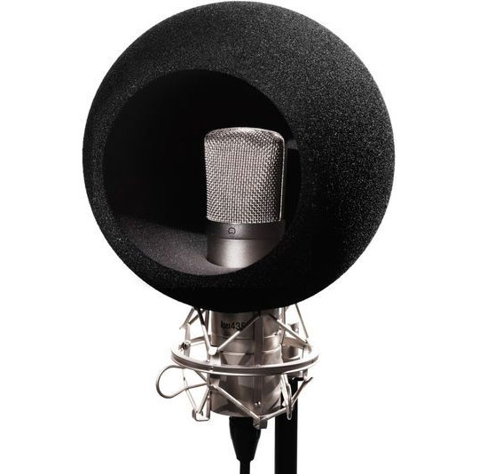 Kaotica-Eyeball-reflection-fiter-with-microphone