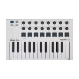 Arturia MiniLab MKII 25 Slim-key MIDI Controller