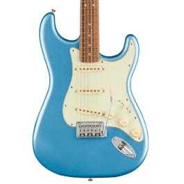 Fender Player PLUS Stratocaster® – Pau Ferro Fretboard – Opal Spark