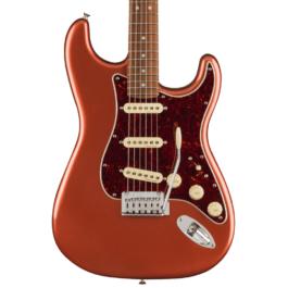 Fender Player PLUS Stratocaster® – Pau FerroFretboard – Aged Candy Apple Red